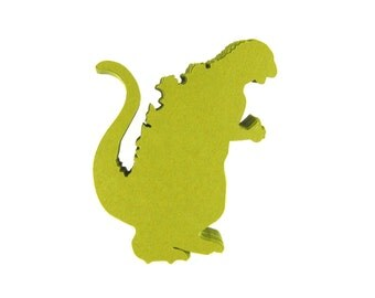 "2.5"" Godzilla Die Cuts set of 25"