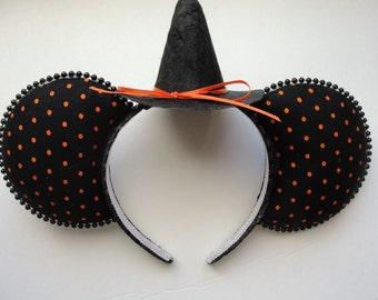 Disney Halloween Mickey Ears