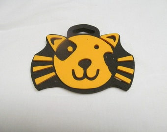 Cat Paint Stamp
