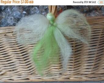 Christmas in July DIY Magic Wool, Diy Gardient Angel, Diy Wool Fairy, Diy Wool Kit, Waldorf Wool Fairy, Waldorf Angel, Angel Ornament DIY, W