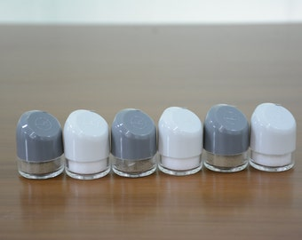 LOT Lufthansa Airline Miniature Personal Shakers