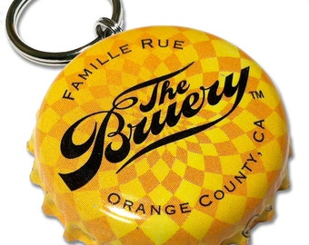 Beer Bottle Top ID Tag - The Bruery