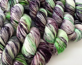 classic {dk} | OOAK | ready to ship | hand dyed yarn | merino nylon