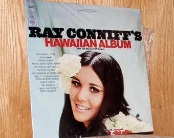 Ray Conniff - Hawaiian Album - Columbia CS 9547 - Vintage 33 1/3 LP Record - 1967