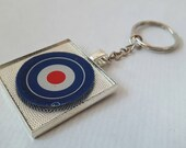 Spitfire beer keyring - LIMITED EDITION beer key chain, beer bottle top keyring, souvenir keyring, British beer, Christmas gift for dad