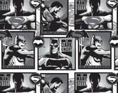 Camelot - Batman V Superman - Grey Man of Steel & Dark Knight