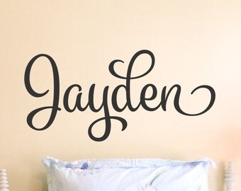 Monogramvinyldecor Etsy - Personalized custom vinyl wall decals for nurserypersonalized vinyl etsy