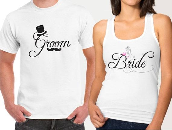 Marriage Bride Groom Shirt Clothing 99