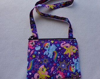 Kid's Crossbody Bag: My Little Pony
