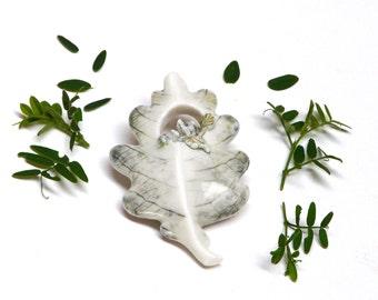 Porcelain brooch Woodland collection