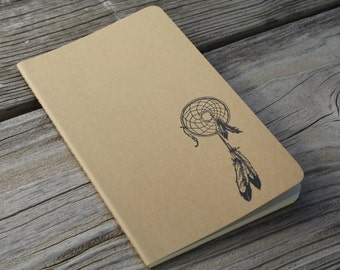 Dream Catcher Journal Lined Note Book