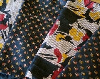 Fat Quarters, Silk Fabric, Sari Silk FQ102