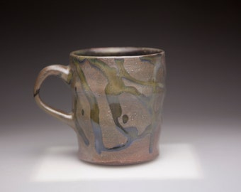 tea cup  pottery coffee cup