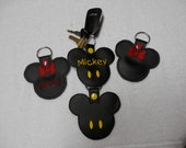 Key for,Key chain,Mouse ears,Mickey mouse,Minnie mouseVinyl key fob,Luggage tag,Lanyards