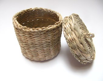 BASKET ONLY, SMALL Basket for Reusable Facial Pads