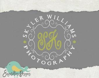 Photography Logos and Business Logos Circle Watermark 66