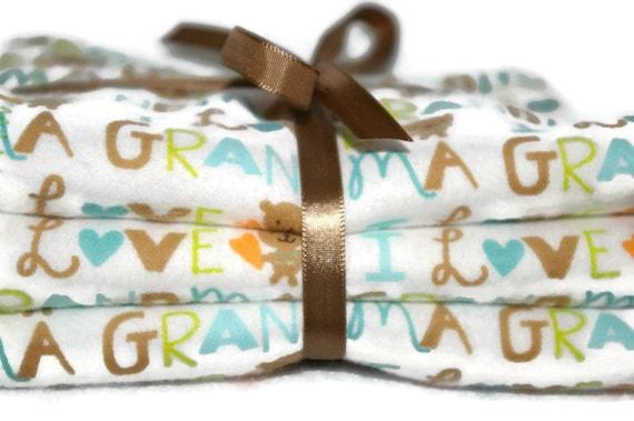 Flannel Burp Cloths - Baby Burp Cloths - Burp Pads - Gender Neutral Baby - Boy Burp Cloths - Girl Burp Cloth - Baby Gifts - Cloth Diapers