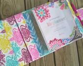 Erin Condren Plum Paper Planner cover case Ready to ship