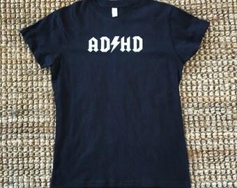 ADHD - Women's Large Shirt