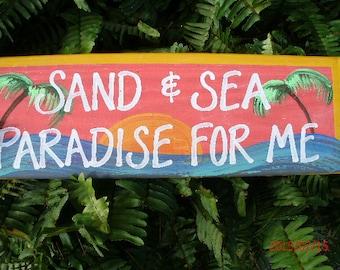 Sand & Sea Paradise For Me