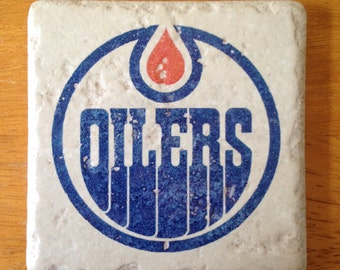 Edmonton Oilers Coasters Set of 4