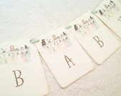 Welcome Baby Banner-Baby Shower Banners Signs Decorations-Gender neutral baby shower ideas