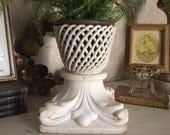 Antique Marble Capital Plinth Column Marble Architectural Salvage