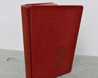 Mid Century Children's Book - The Story Of Doctor Doolittle - 1948 - Illustrated Story Book