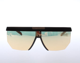 Silouhette M3077 mirrored vintage sunglasses