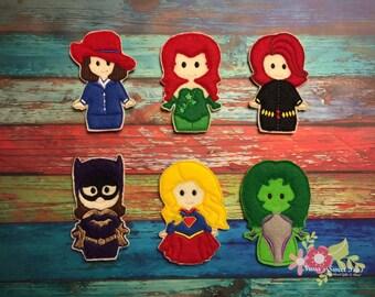 Female Super Heroes