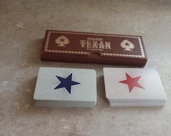 Texan MARLBORO playing cards No. 45 Poker cards