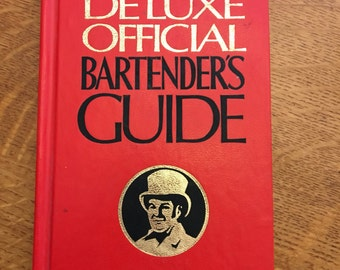 Mr. Boston Deluxe Official Bartenders Guide 1977