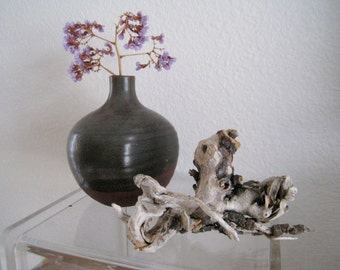 Mid Century Modern ceramic vase made in Japan twig pot