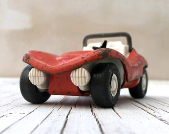 Vintage Tonka toy car. Dune beach buggy. Made in the USA, circa 1960s/1970s.