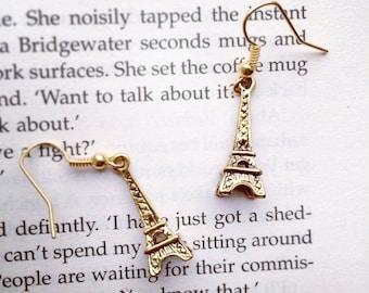 ON SALE Eiffel Tower Earrings