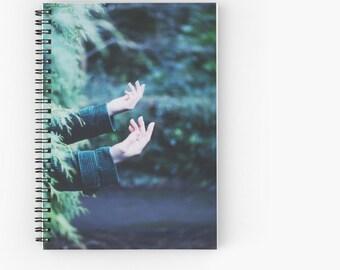 Ein - Spiral Notebook and Journal