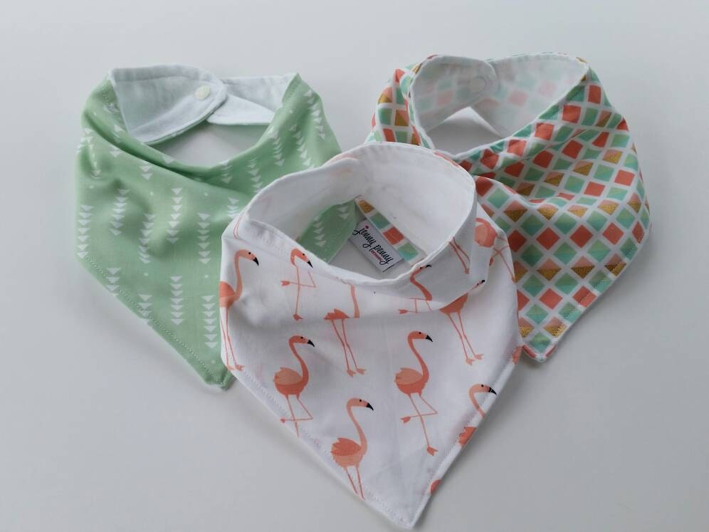 bandana bib set drool bib baby bandana bibs baby scarf