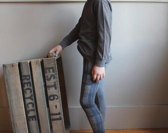 Cashmere Pants, cashmere long johns, cashmere longies, Cashmere base layer, children's cashmere 5- 6