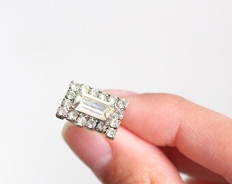 Vintage Screw On Earrings by Mishler's, Vintage Wedding, Night Time Wear, Gifts for Her, Vintage Wedding