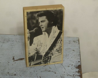 Elvis , Elvis Presley Picture , Elvis Wall Decor , The King