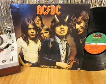 AC/DC - Highway To Hell - Hard Rock Essential - Angus Young - Night Prowler - Vinyl LP