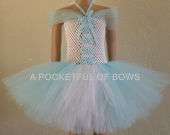 Cinderella Tutu Dress, Princess Dress, Toddler Birthday Tutu Dress, Toddler Party Dress