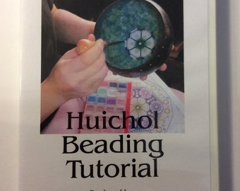 Huichol Beading Tutorial DVD  **NEW ITEM**