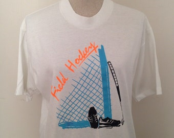Vintage Longstreth Field Hockey Tshirt