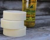 FIN'S UP Beer SHAVE Soap | Mens Shaving Soap | Margarita Soap | Beer Soap | Cold Process Soap | Groomsmen Gift | Shaving gifts for Men