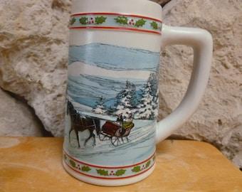 Miller High Life beer stein mug 1984 LE