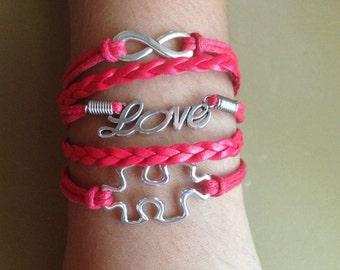 Cute Red Bracelet