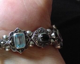 Vintage Victorian Style Slide Bracelet