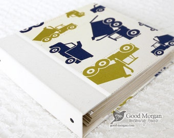 0 to 12 months Baby Memory Book - Vehicles