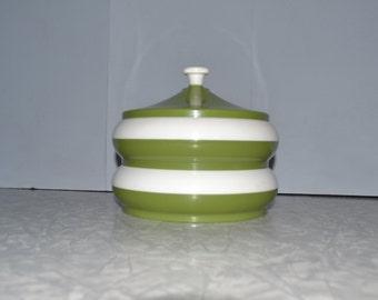 Green Stacking Snack Set ~ Retro Snack Set ~ 70s Kitchen ~ Epsteam